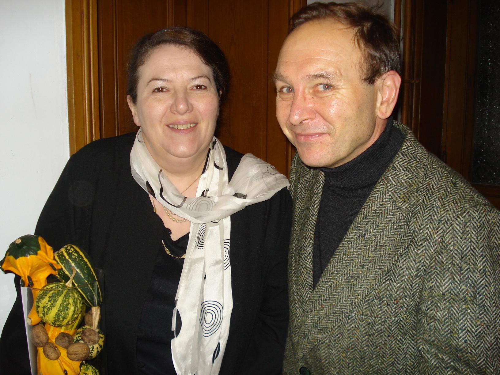 Dominique et Jean Pierre